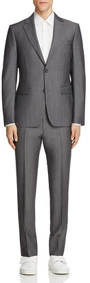 Z Zegna Herringbone Slim Fit Suit $1,395 thestylecure.com