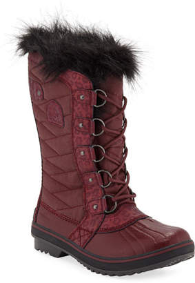 Sorel Tofino II Quilted Knee Boots