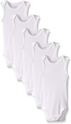 Carter's 5-Pack S/L Bodysuits