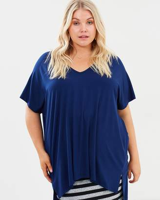 Harlow Right By Your Side Oversized Top