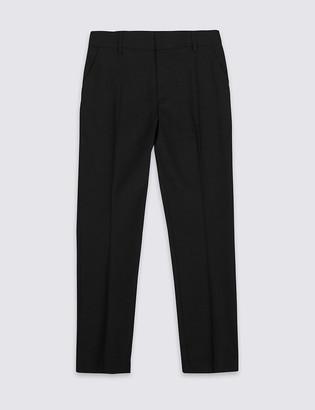 Marks and Spencer Senior Boys' Skinny Leg Longer Length Trousers