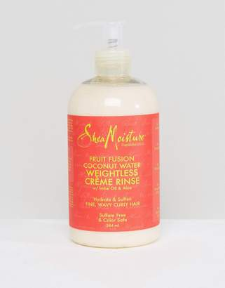 Shea Moisture Fruit Fusion Coconut Water Weightless Cream Rinse Conditioner