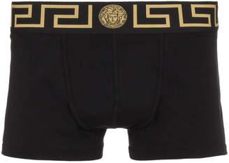 Versace Greca Border Boxer