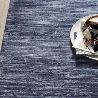 Pottery Barn Teen Space Dyed Rug, 3'x5', Navy