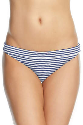 Arizona Stripe Hipster Swimsuit Bottom-Juniors
