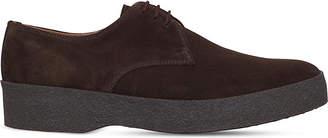 Sanders Gibson suede low-top chukka boots