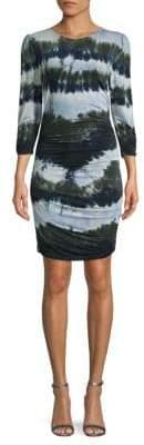 Young Fabulous & Broke Acacia Graphic-Print Dress