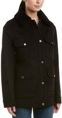 Pendleton Manchester Wool-Blend Coat