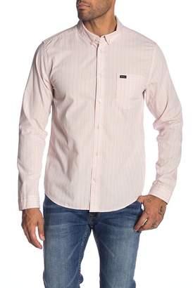 RVCA Striped Everyday Slim Fit Shirt