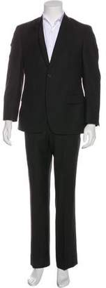 John Varvatos Delancey Super 120's Wool Suit