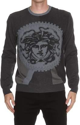Versace Medusa Pullover
