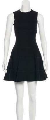 Joseph A-Line Mini Dress