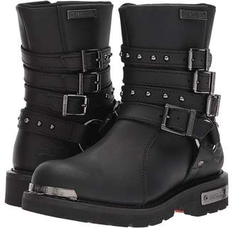 Harley-Davidson Eddington Women's Pull-on Boots