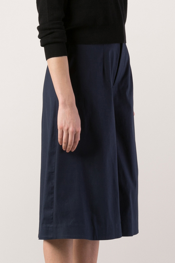 ADAM by Adam Lippes Double Faced Culotte