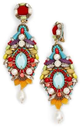 Ranjana Khan Pelican Drop Earrings