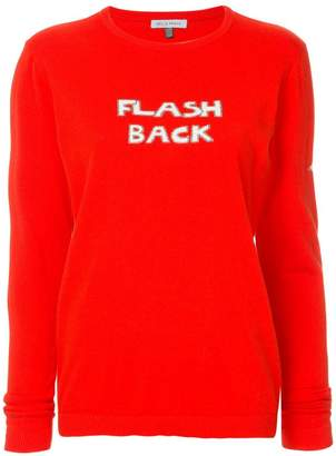 Bella Freud Flash Black jumper