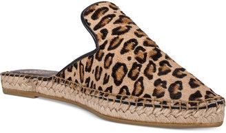 Andre Assous Marsha Espadrille Mules Women's Shoes $159 thestylecure.com