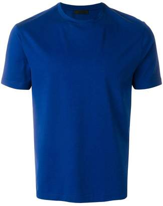 Prada classic fitted T-shirt