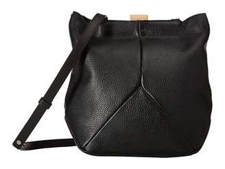 04370764a5 Ecco Leather Crossbody Handbags - ShopStyle