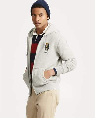 Ralph Lauren Polo Bear Fleece Hoodie