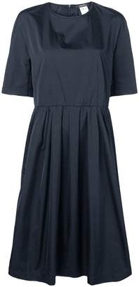 Max Mara 'S pleated shift midi dress