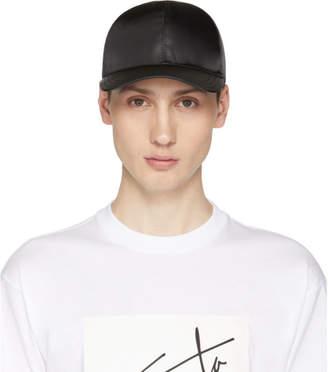 Prada SSENSE Exclusive Black Arca Edition Cap