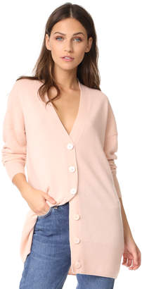 Equipment Gia Cashmere Cardigan $378 thestylecure.com