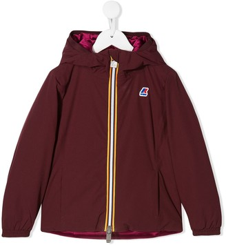 K Way Kids Jacques Double Warm jacket