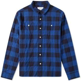 Albam Otto Check Shirt
