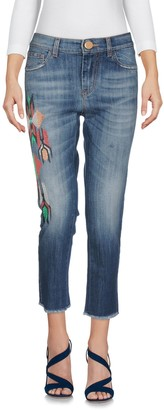 Alysi Denim pants - Item 42668209QM