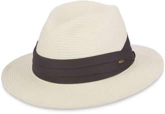 066ed96975d Dorfman Pacific Scala Men s Braid Safari Hat