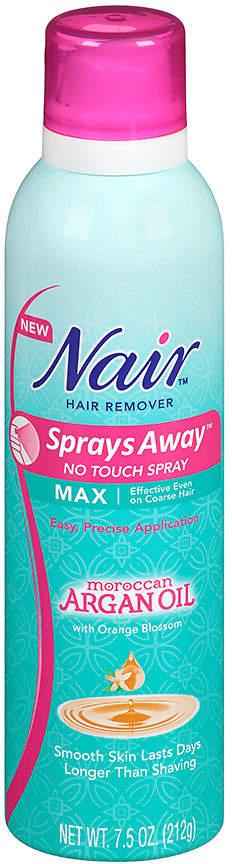 Nair Moroccan Argan Oil SprayAway No Touch Spray