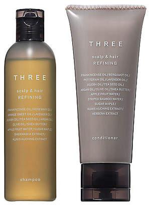 Three (スリー) - [スリー] THREE スキャルプ&ヘア リファイニング ミニセット
