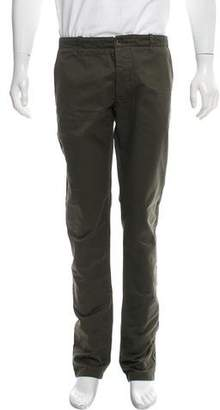 Suitsupply Woven Flat Front Pants
