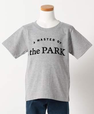 SHARE PARK (シェア パーク) - 【30%OFF】シェアパークthe PARKコラボ Tシャツレディースライトグレー系105【SHARE PARK】【セール開催中】