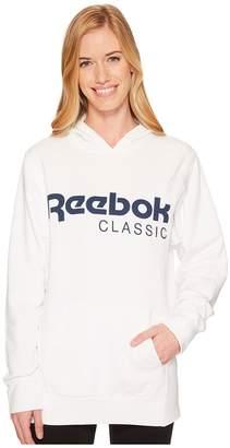 Reebok Classics Over the Head Hoodie Women's Sweatshirt