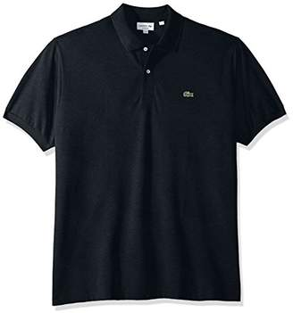 Lacoste Men's Classic Short Sleeve Chine Pique Polo Shirt