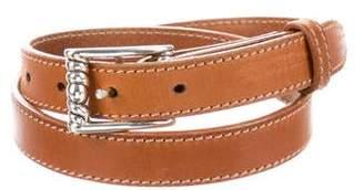 Kieselstein-Cord Sterling Silver Belt Kit