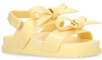 Mini Melissa Cosmic Jelly Sandals