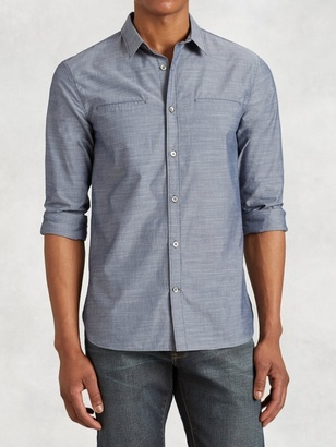 Double Besom Shirt $168 thestylecure.com