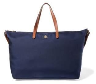 Ralph Lauren Nylon Darlene Duffel Bag Navy One Size