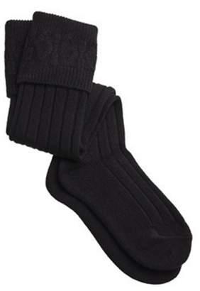 AE Struthers Thistles Shoes Calve Length Budget Kilt Hose Socks in