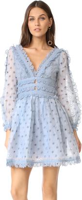 Zimmermann Winsome Tea Dress $995 thestylecure.com