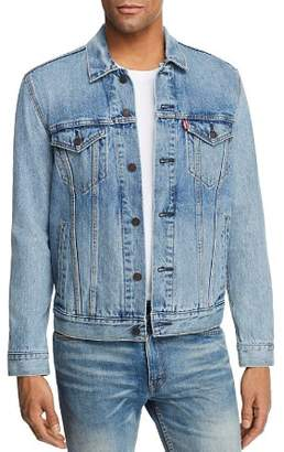 Levi's Tropical Lining Denim Trucker Jacket - 100% Exclusive