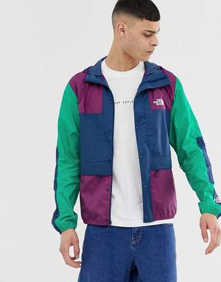 The North Face 1985 Seasonal Mountain jacket in multi 431231ca2