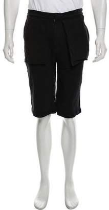 Public School Woven Jogger Shorts