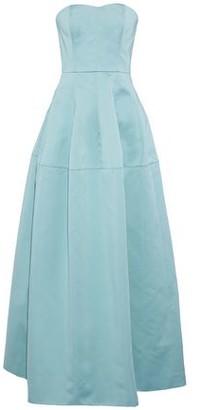 J. Mendel J.mendel Strapless Flared Silk-Faille Gown