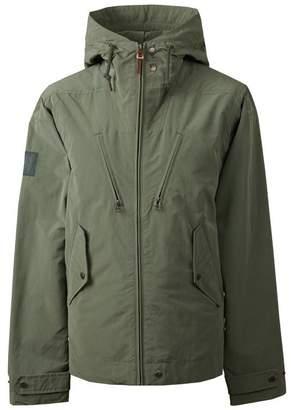 Pretty Green Zipthrough Hooded 4 Pocket Jacket
