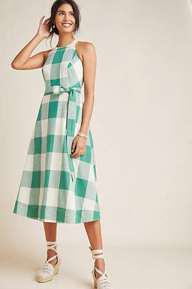 Maeve Greta Gingham Dress