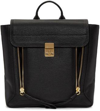 3.1 Phillip Lim Black Pashli Backpack $895 thestylecure.com